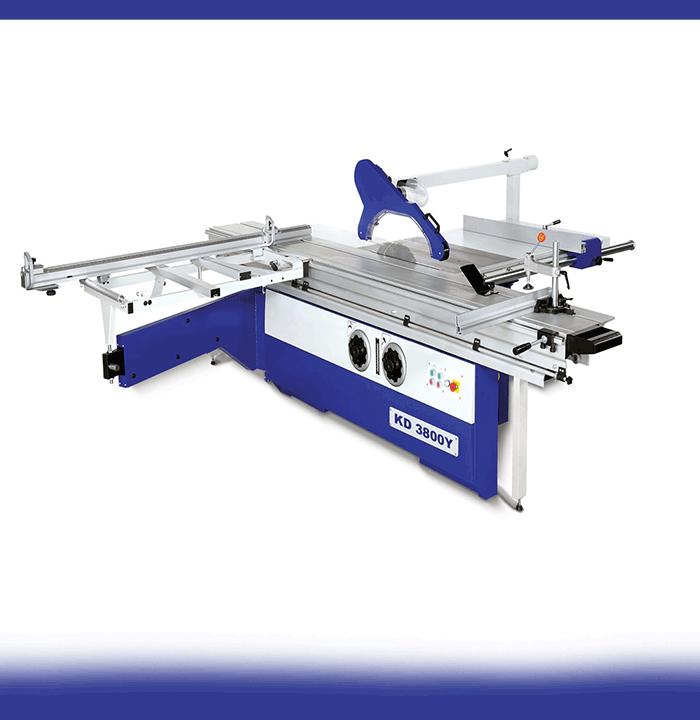 دستگاه اره دورکن مدل KD 2200 Y - KD 3200 Y - KD 3800 Y