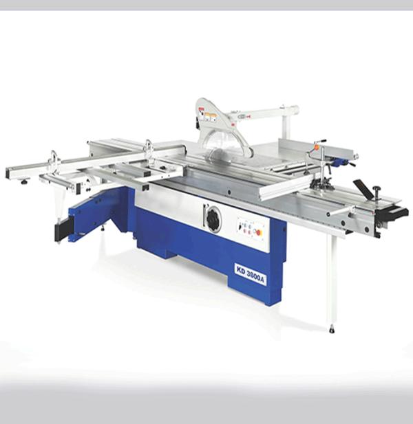 دستگاه اره دورکن مدل KD 3200 A-KD 3800 A | فروشگاه فرد ماشین | MDF