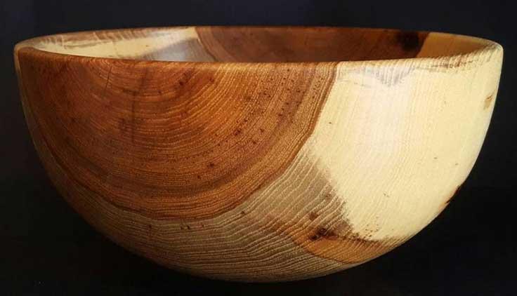 خراطی با چوب گردو آمریکایی