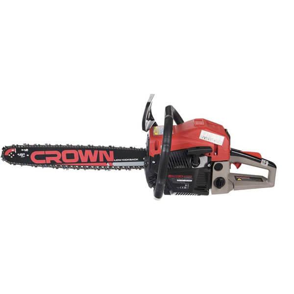 اره زنجیری بنزینی کرون Crown مدل CT20101