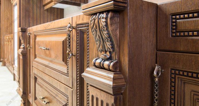 کابینت چوبی یا کابینت MDF
